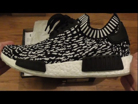 adidas NMD R1 Primeknit Color Static Release Info MEDIFISCH