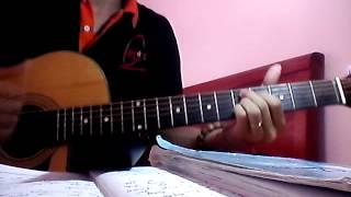 Quán Cà Phê Mùa Hè - Mỹ Linh - Guitar Cover by KS