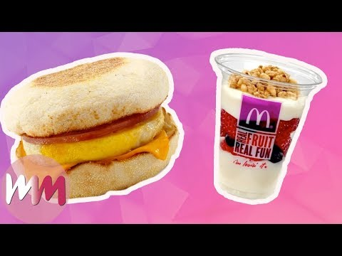 Top 10 Surprisingly Healthy Fast Food Breakfasts