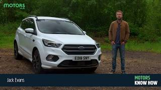 Motors.co.uk - Ford Kuga Review