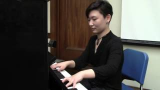 YUNYI'S TRAPPED!!! Henry- 'Trap' Piano Cover