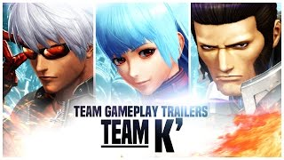 THE KING OF FIGHTERS XIV: Team K'