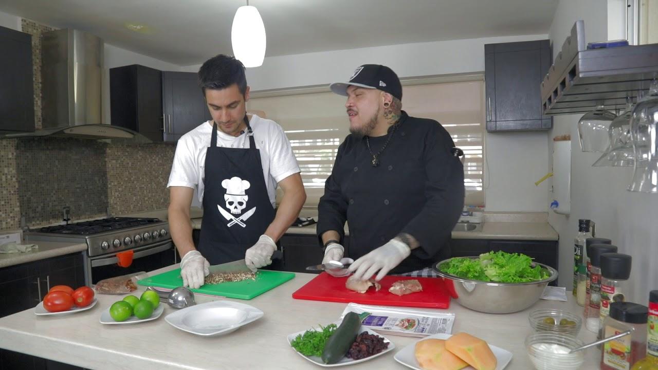 cocinando-con-el-muerto-ep18-luke-jonathan-ensalada-para-la-dieta