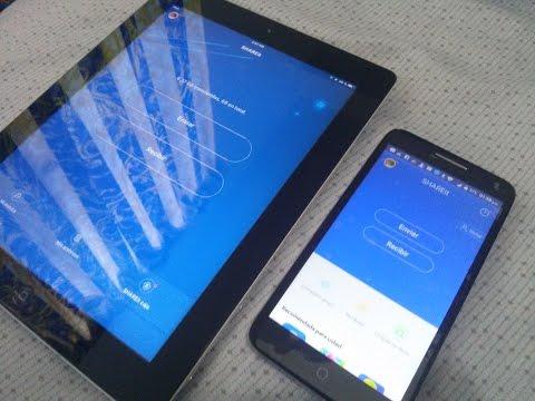 Como Transferir Archivos De Android A IOS Sin Cables (Facil Y Rapido)