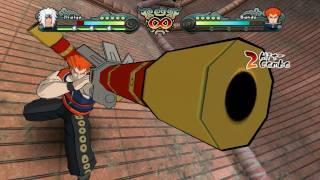 Naruto Clah Of Ninja 2 PC GAMEPLAY