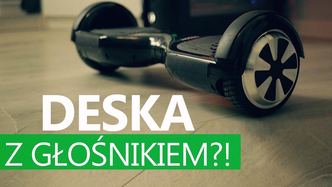Cavion Go 6.5 – Deska Elektryczna z Głośnikiem?!