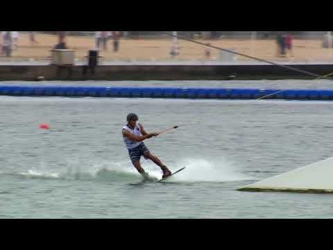 IWWF Word Cup - Shanghai Mens Cable Wakeboard Winner