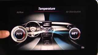2015 Mercedes COMAND Infotainment System Detailed Review