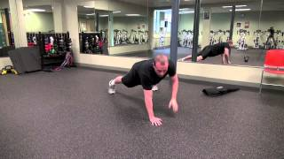 If You Can Do This, Pushups In USCG Boot Camp Will Be Easy