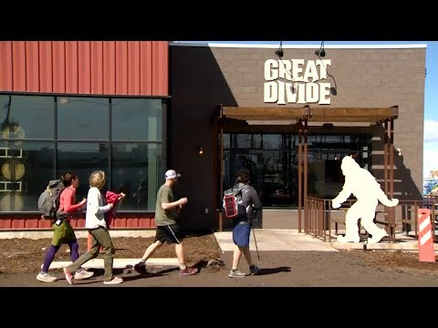 Storytellers: Hiker tours all Denver breweries