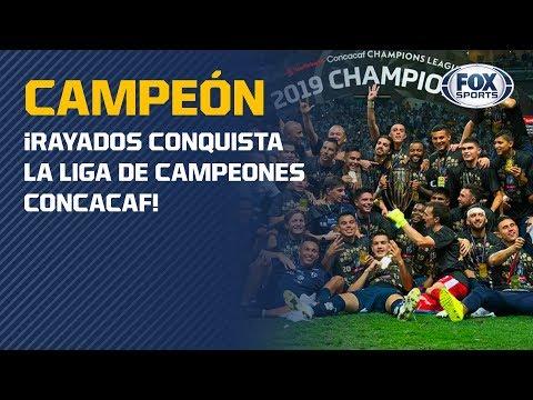 ¡Rayados de Monterrey, campeón de Liga de Campeones Concacaf!