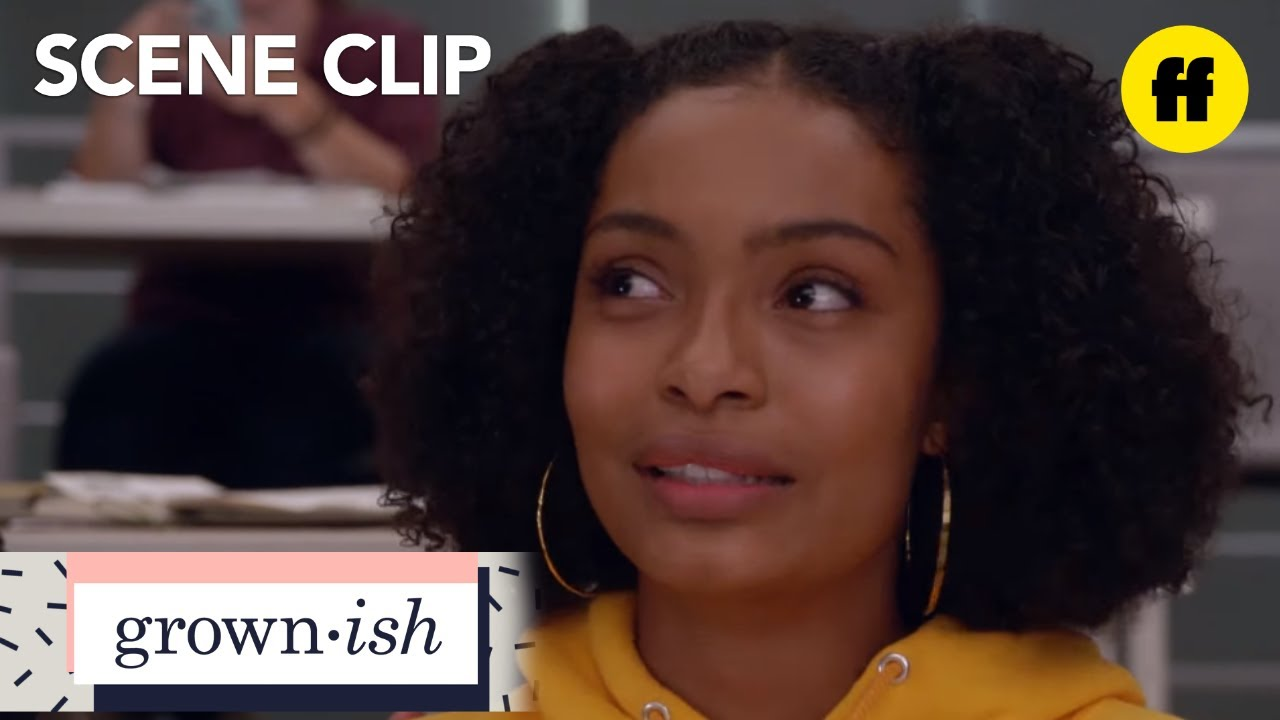 Download grown-ish | season 1, episode 1: zoey reflects on her college experience | freeform