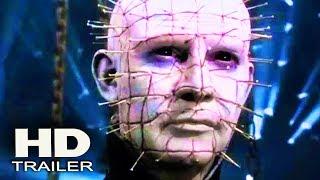 HELLRAISER: JUDGMENT - Official Trailer 2018 (Randy Wayne, Heather Langenkamp) Horror Movie