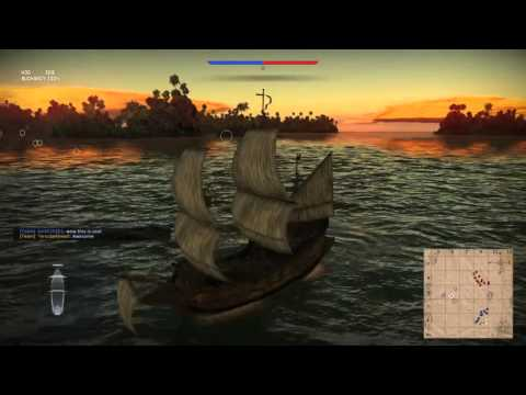 WAR THUNDER Ship testing