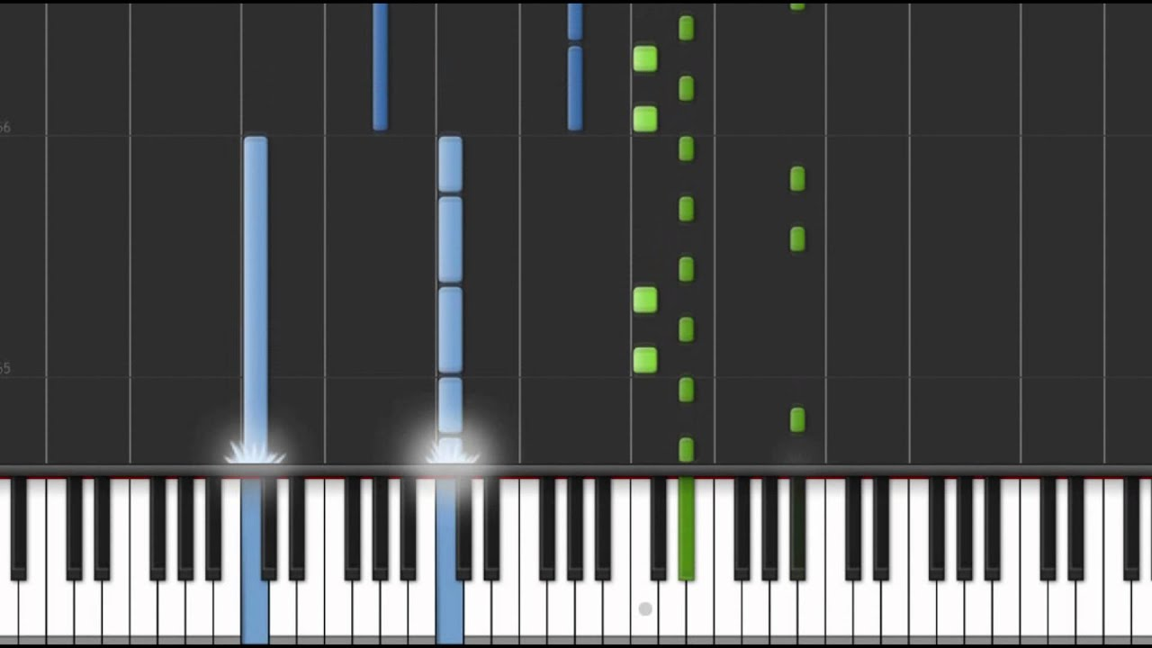 Adele turning tables piano tutorial sheets youtube - Turning tables adele traduction ...