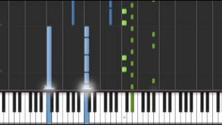 Adele - Turning Tables - Piano Tutorial + Sheets