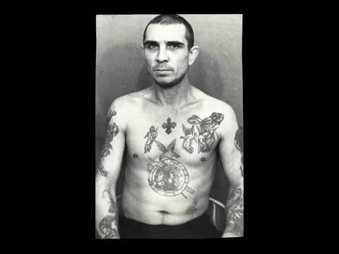 Russian Criminal Tattoo Police Files