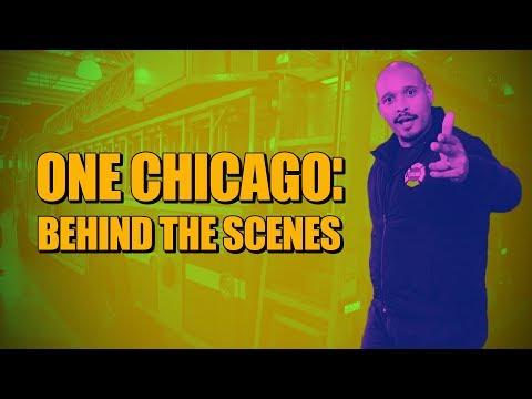 Joe Minoso Once Locked Sophia Bush in a Fire Truck on Chicago Fire Set  Video