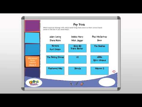 Fun Music Lesson Introduction activity for Upper Elementary or Middle School