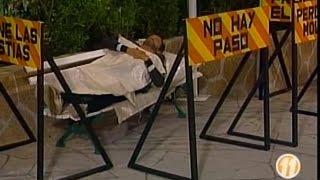 Chespirito (1988): 22. El Chómpiras no tiene donde pasar la noche - Parte 1