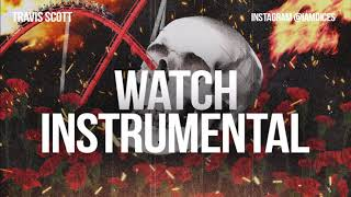 Travis Scott Watch Instrumental feat. Lil Uzi Vert & Kanye West Prod. by Dices *FREE DL*