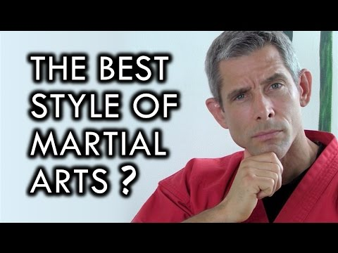 What Is the Best Martial Arts Style?