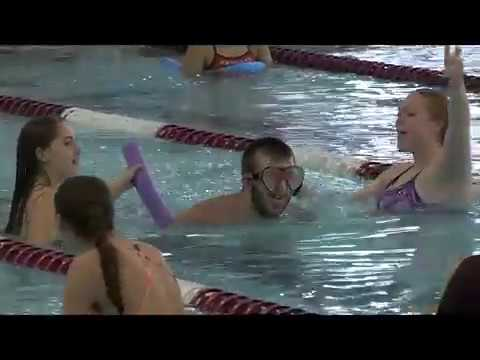 8th Annual Adaptive Aquatics at Tennessee High School - News Brief
