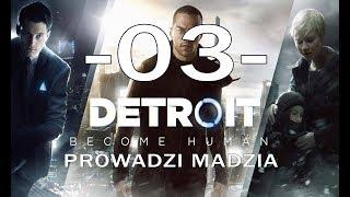 [PS4] Detroit: Become Human #03 - Synek, porucznik i trup