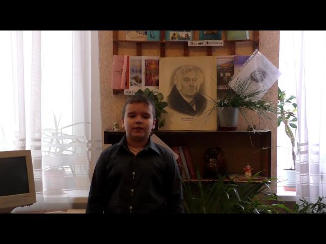 Изображение предпросмотра прочтения – РоманВеличко читает произведение «Свинья под дубом» И.А.Крылова