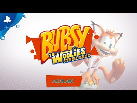Bubsy: The Woolies Strike Back – Gameplay Trailer | PS4
