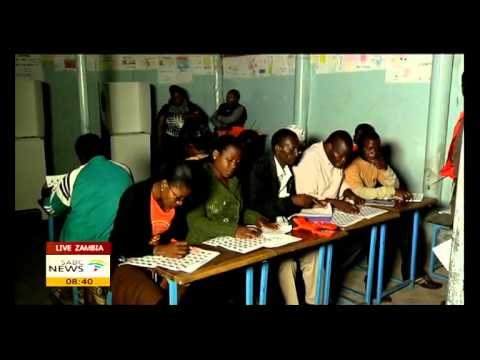 Nkoana-Mashabane on Zambia elections