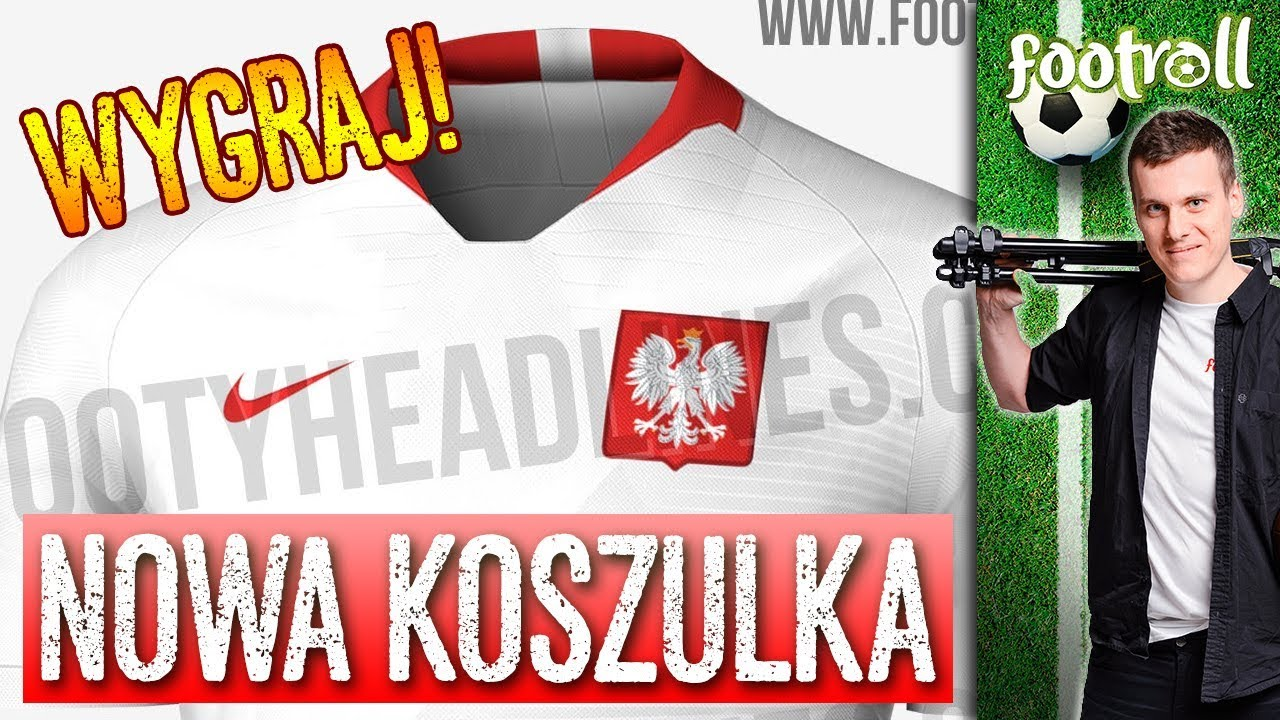 Wyciekł wzór nowej koszulki Reprezentacji Polski!