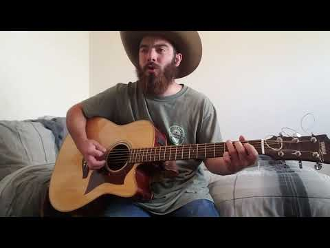 """Tim Knecht- """"A Hundred And Sixty Acres"""" Marty Robbins Cover"""