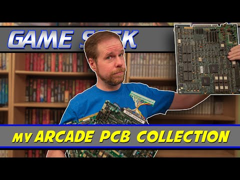 My Arcade PCB Collection - Game Sack