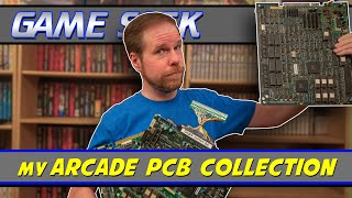 My Arcade PCB Collection  Game Sack