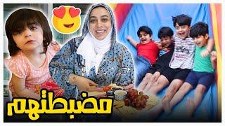روتينا في الشاليه فروحة فصلت علينا 😂 - عائلة عدنان