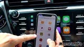 Apple CarPlay: Getting Started