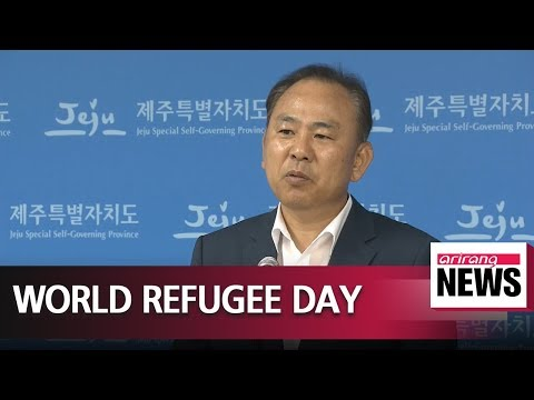 Jeju Island preparing jobs, assistance for Yemeni asylum seekers