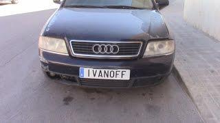 видео Ремонт дизеля audi allroad