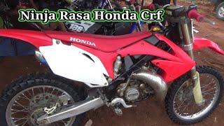 Gambar cover #Setting Kawasaki Ninja Rasa Honda Crf Sangar....kepunyaan Jefri Rafa Lestari 186
