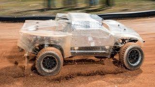 Autonomous self-driving RC offroad car 90 mph - DinoDro_Technology