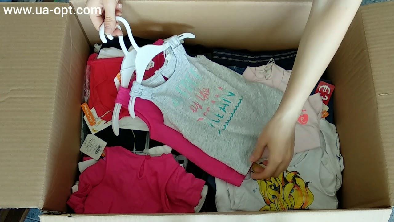 thumbnail video Дитячий одяг оптом OVS сток 18,9 €/кг лот #96