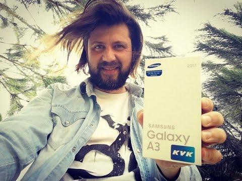 Samsung Galaxy A3 2017 İnceleme