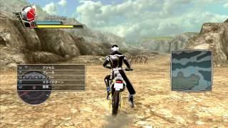 Kamen Rider: Battride War - 仮面ライダー バトライド・ウォー - クロニクルモード PLAYTHROUGH Part 1  [HD]