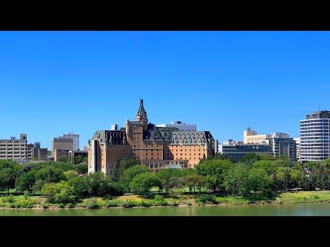 Saskatoon, Saskatchewan - Summer 2020