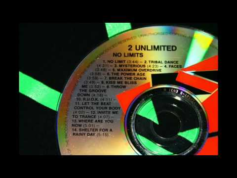 2 Unlimited - No Limit [HQ]