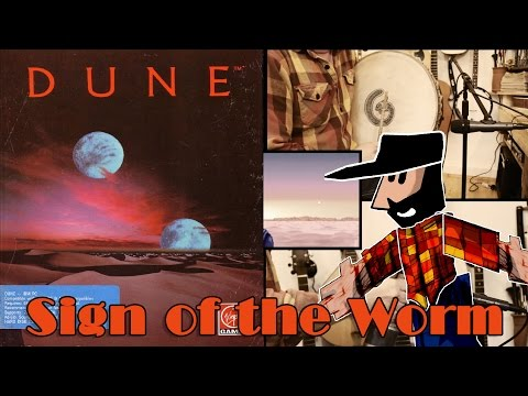 Dune music cover - Sign Of The Worm #dune