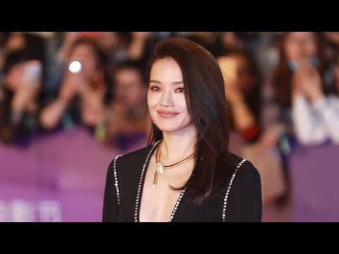 Beijing Int'l Film Festival: Exclusive  with Chinese actress Shu Qi