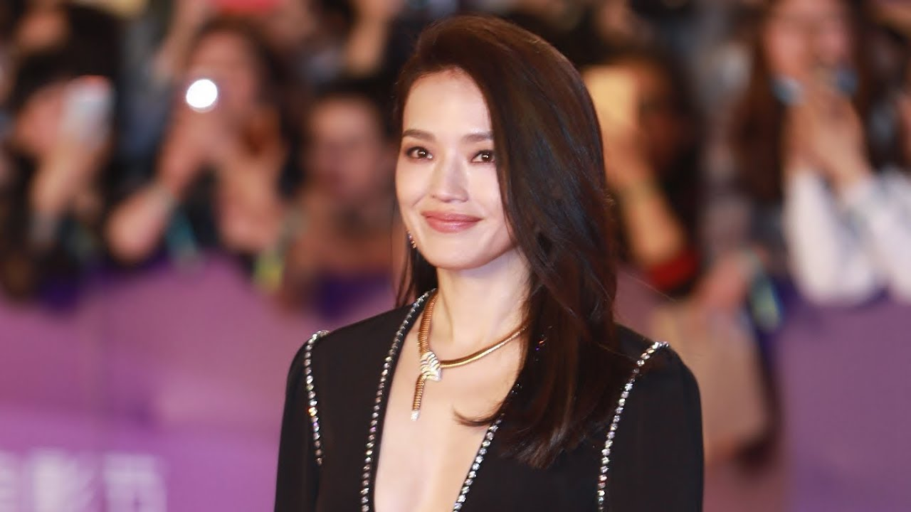 Beijing Int'l Film Festival: Exclusive interview with Chinese actress Shu Qi  - YouTube