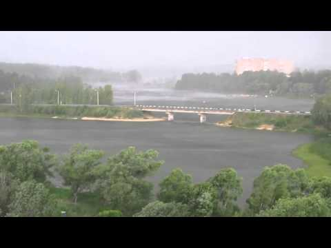 Ураган в Конаково